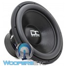 "DC Audio XL M4 ELITE 18 D2 18"" Dual 2-Ohm 2200W RMS Subwoofer"