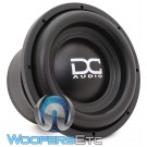 "DC Audio XL M4 12 D2 12"" Dual 2-Ohm 2200W RMS Subwoofer"