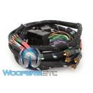 Mosconi Z-PP-QL-4CH 2.5M 4-Channel Quadlock Wiring Harness