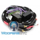 Mosconi Z-PP-QL-2CH 2.5M 2-Channel Quadlock Harness