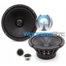 """Gladen ZERO PRO 165.2 DC ACTIVE 6.5"""" 150W RMS 2-Way Component Speakers System"""