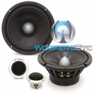 "Gladen ZERO PRO 165.2 PP ACTIVE 6.5"" 150W RMS 2-Way Component Speakers System"
