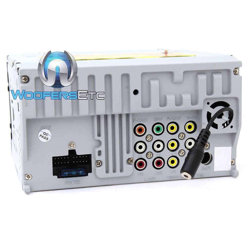 Blaupunkt Equalizer Wiring Diagram Schematic Diagrams Miami 620 In Dash 2 Din 6 Inch Touchscreen Dvd Receiver Audio Control