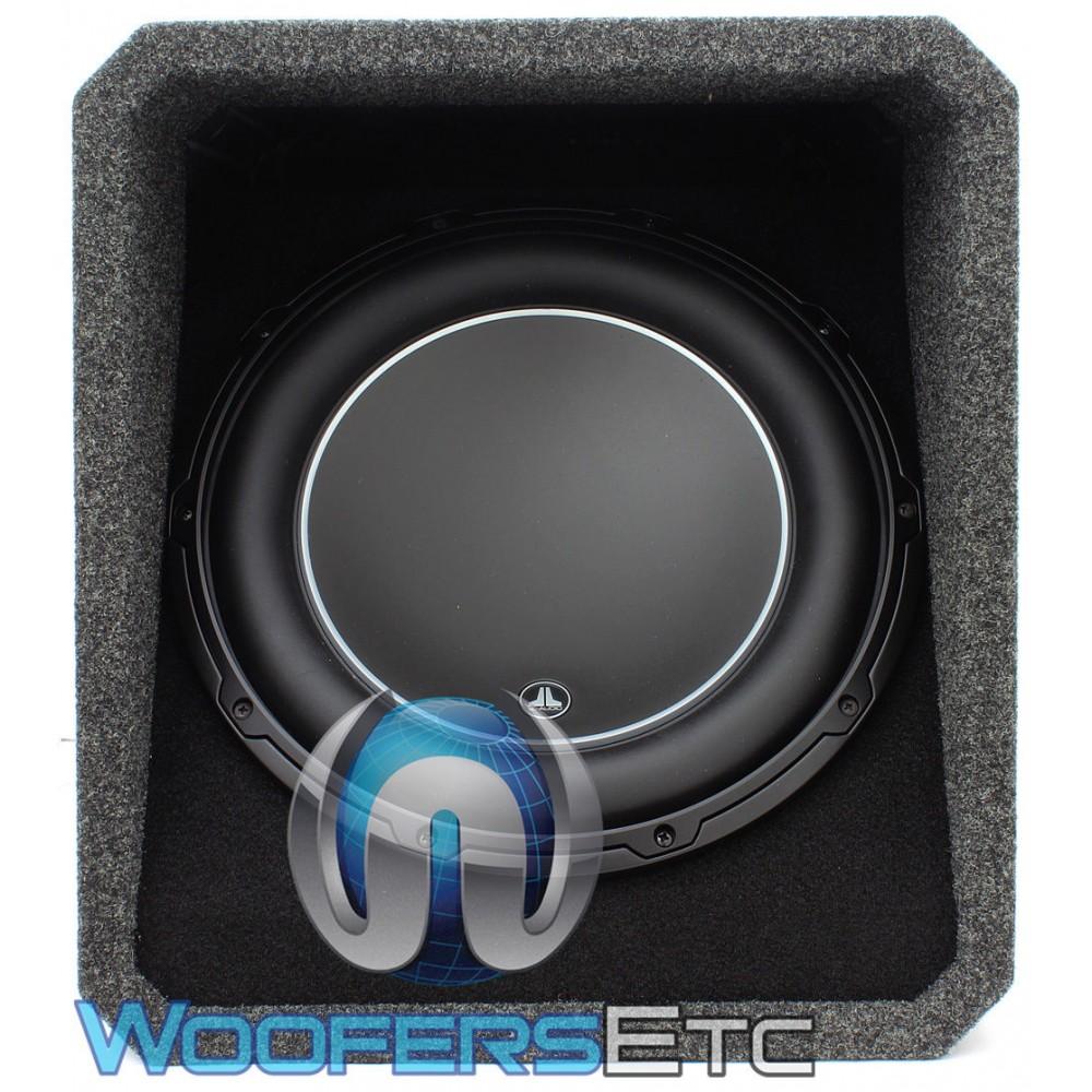 "HO112-W6V3 - JL Audio Single 12"" 600W RMS Loaded Subwoofer"