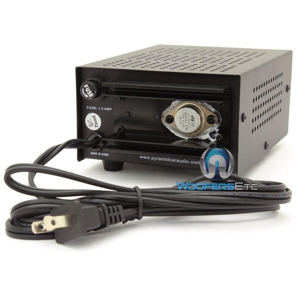 Ps 8kx Pyramid 6 Amp Constant 8 Surge 138v Power Supply Xbox 360 Fuse Close