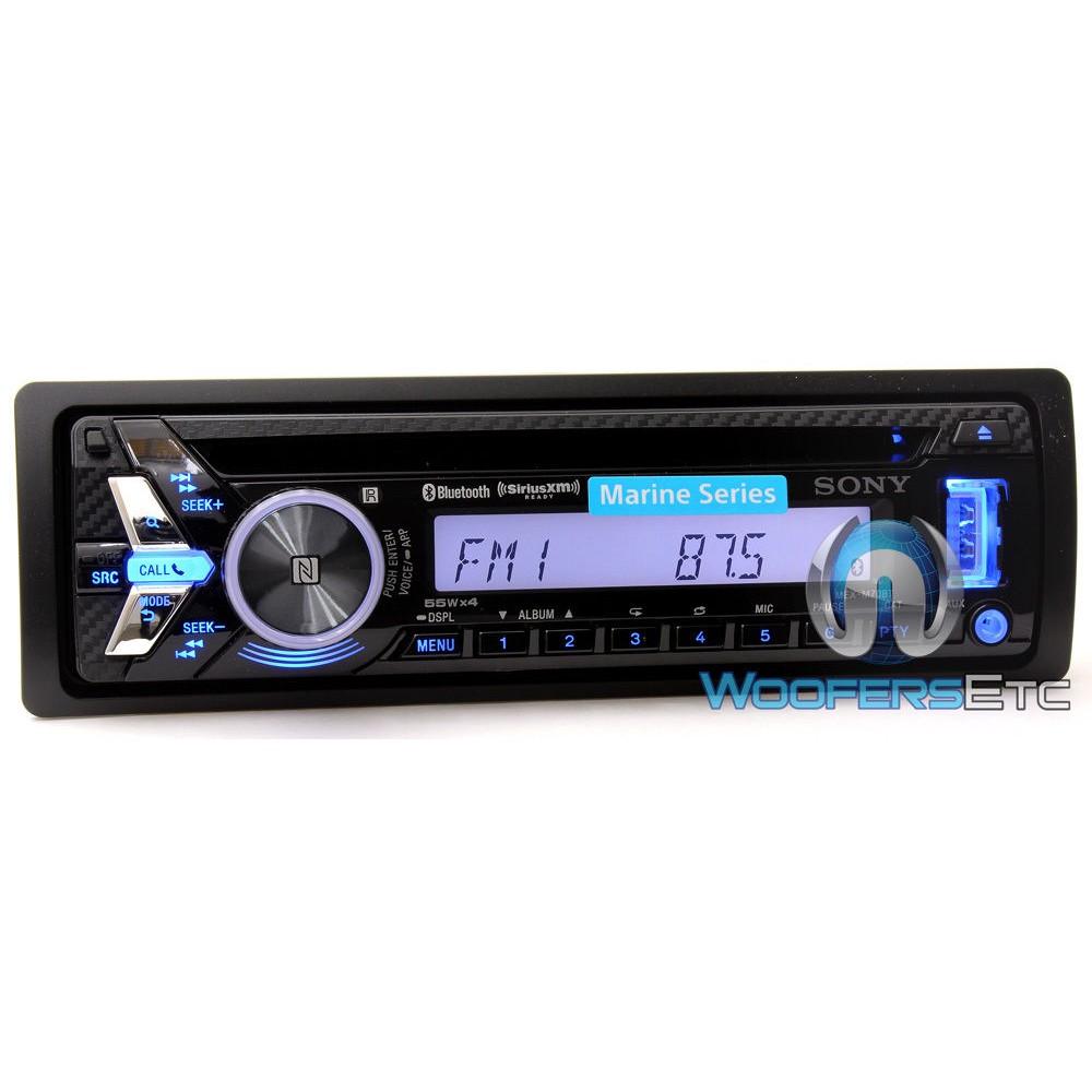 Mex-m70bt  Cd  Mp3 Marine Stereo