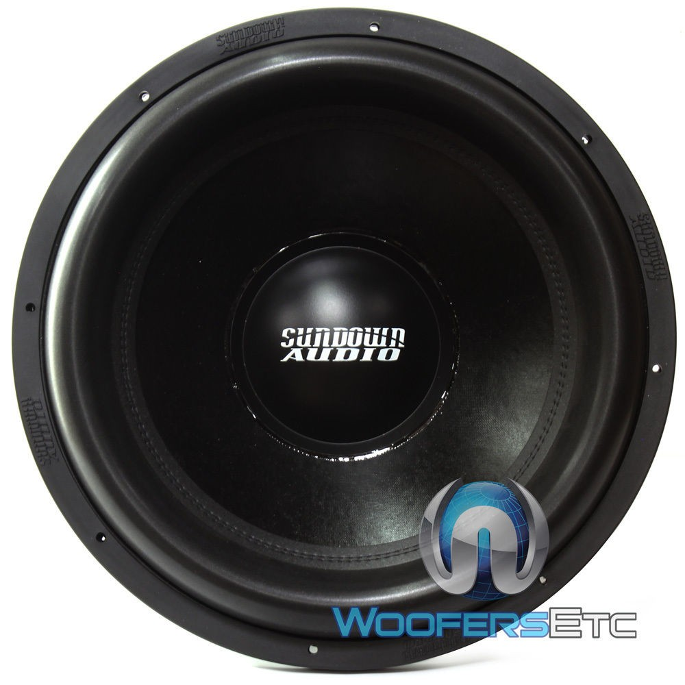 team 18 d1 4 sundown audio 18 5000 watt rms dual 1 4 ohm team series subwoofer. Black Bedroom Furniture Sets. Home Design Ideas