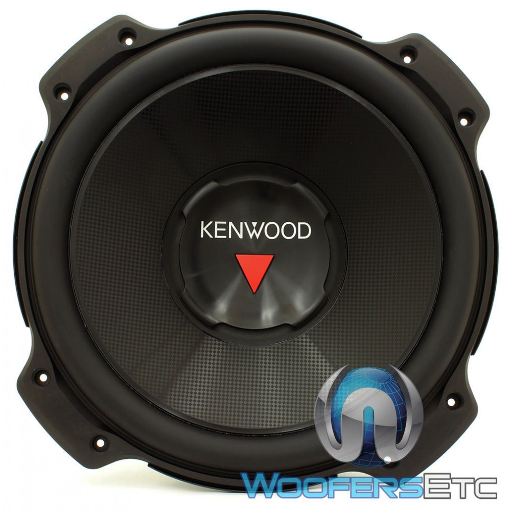 "Kenwood KSC-SW10 Dual 5""x7"" 150W Powered Subwoofer 