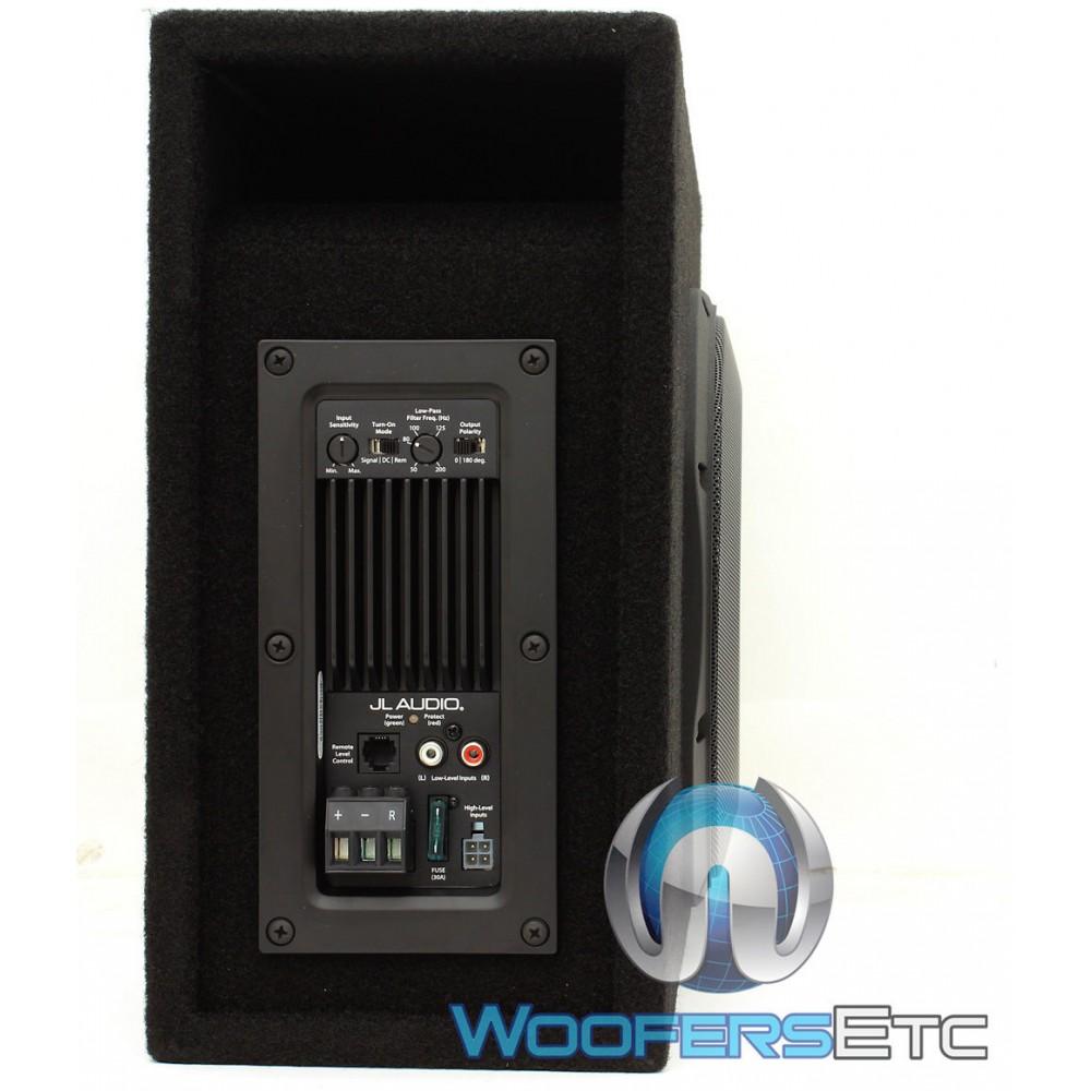 "ACP110LG-TW1 - JL Audio 10"" 10TW1 400W Microsub+ Loaded"