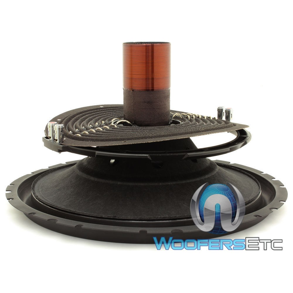 how to fix a subwoofer cone