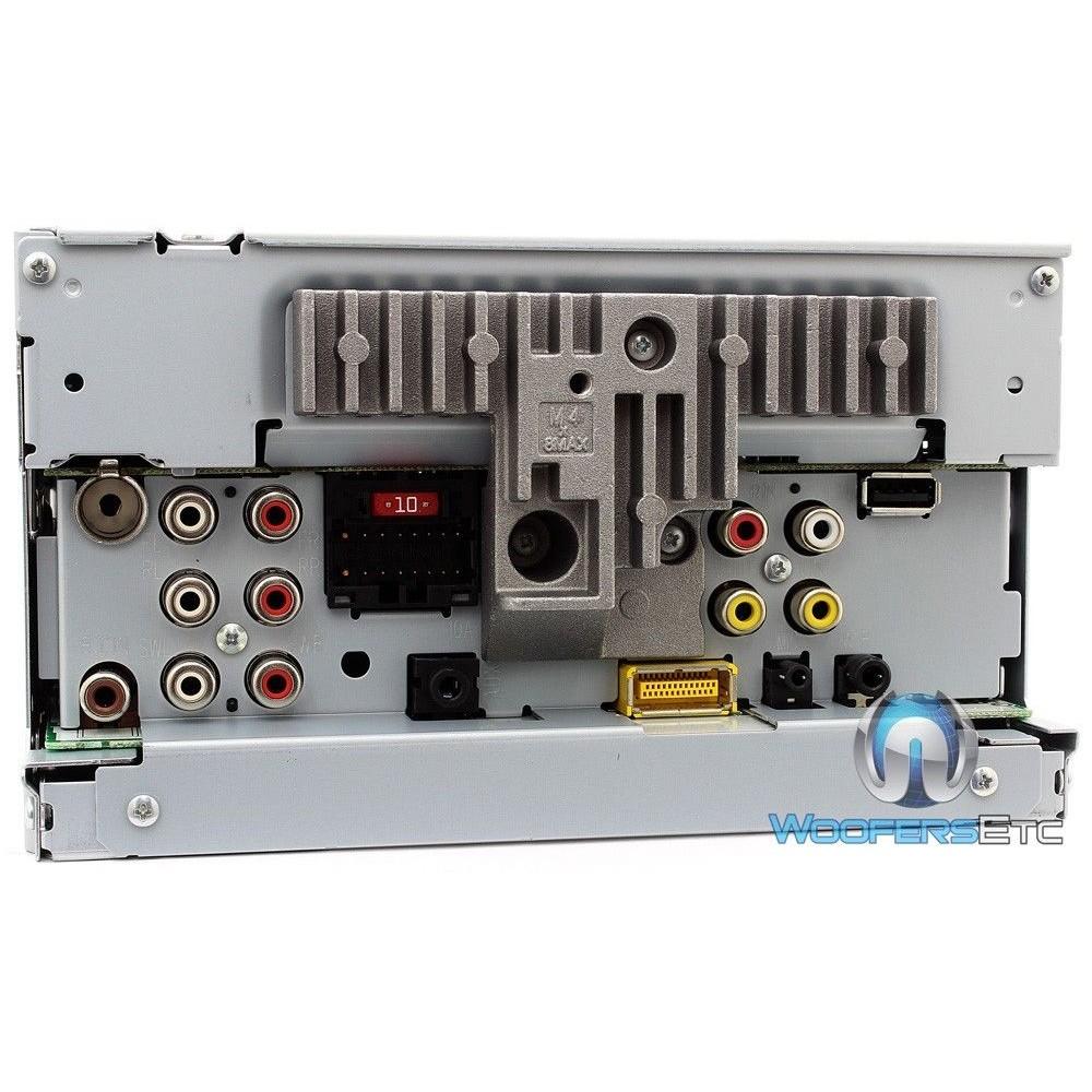 Avh-x2600bt  Usb  Mp3