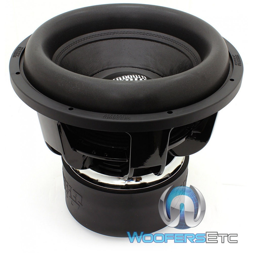Sundown Audio Z-15 V.5 D2 15 Inch 2000 Watts RMS Dual 2