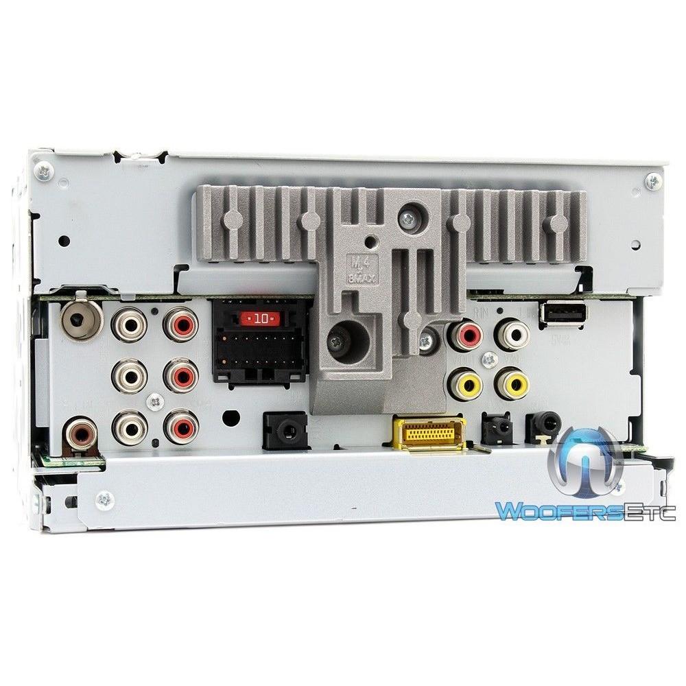Avh X4600bt Pioneer In Dash 7 Touchscreen Lcd Dvd Usb Mp3 Car Wiring Schematic Close