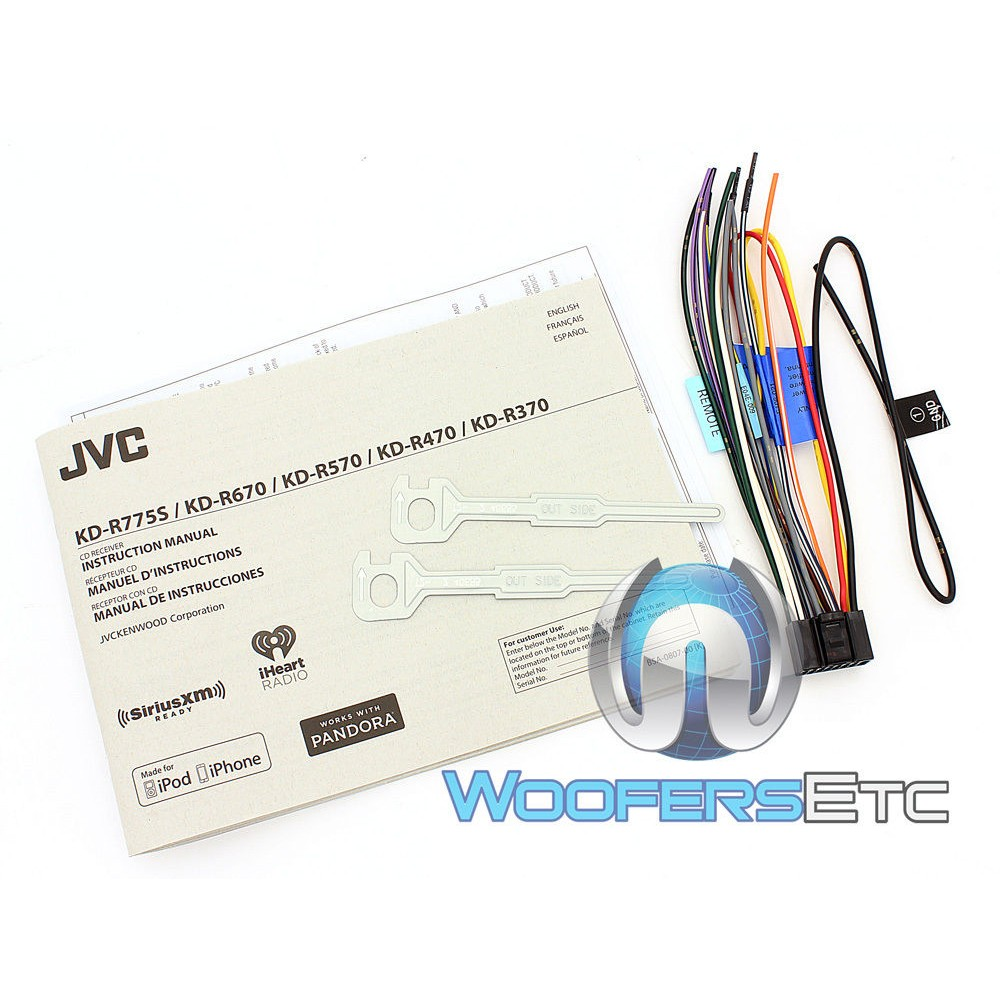 Jvc Car Radio Instruction Manual Guides Wiring Diagrams On Diagram For Stereo Kd R370 Schematics S37