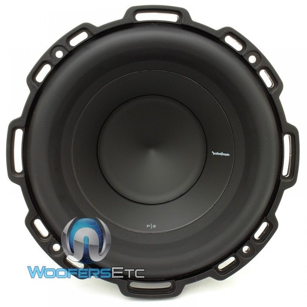 "Rockford Fosgate 8"" 2 Ohm DVC Punch Series Subwoofer"
