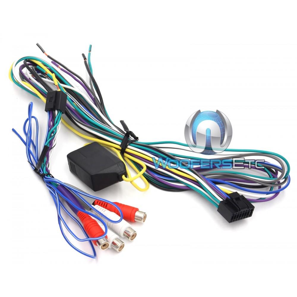 alpine ktp 445u wiring diagram ktp-445u - alpine 4-channel power amplifier #1