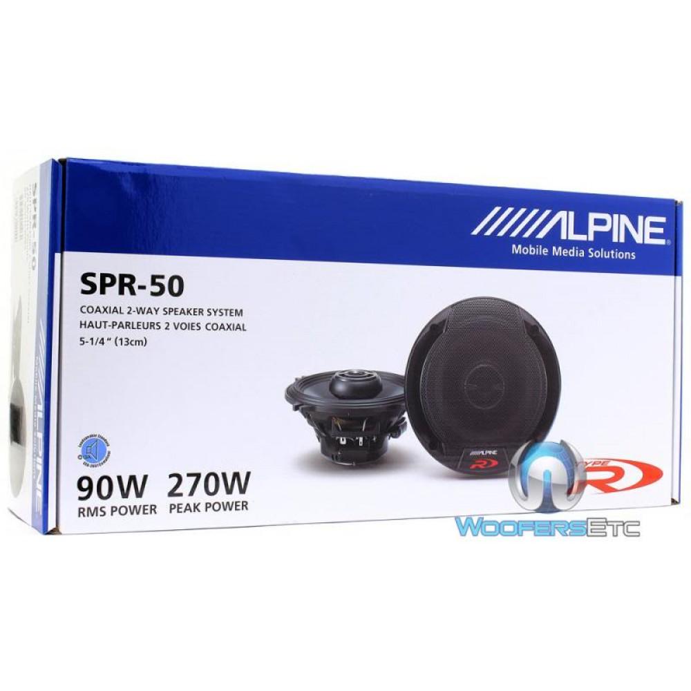 alpine mrp f300 wiring diagram spr-50 - alpine 5.25