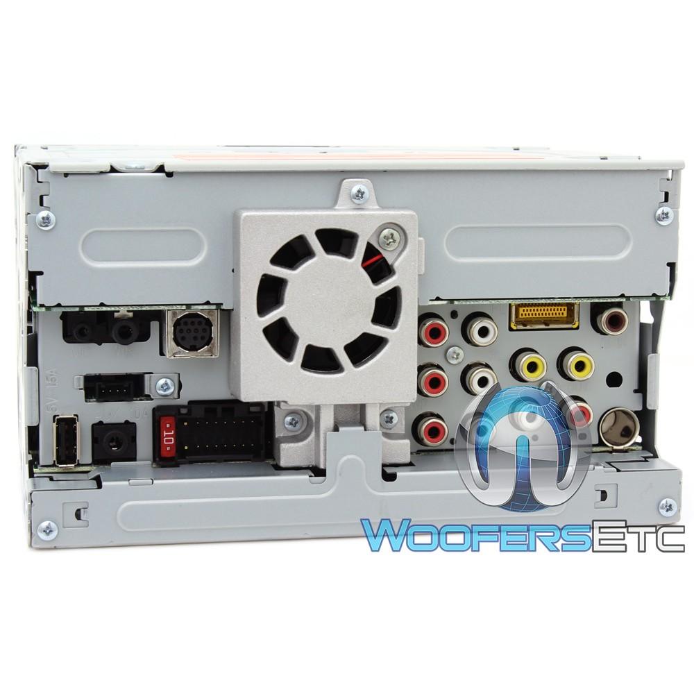 Pioneer Avh 600ex In Dash 2 Din 7 Quot Touchscreen Dvd