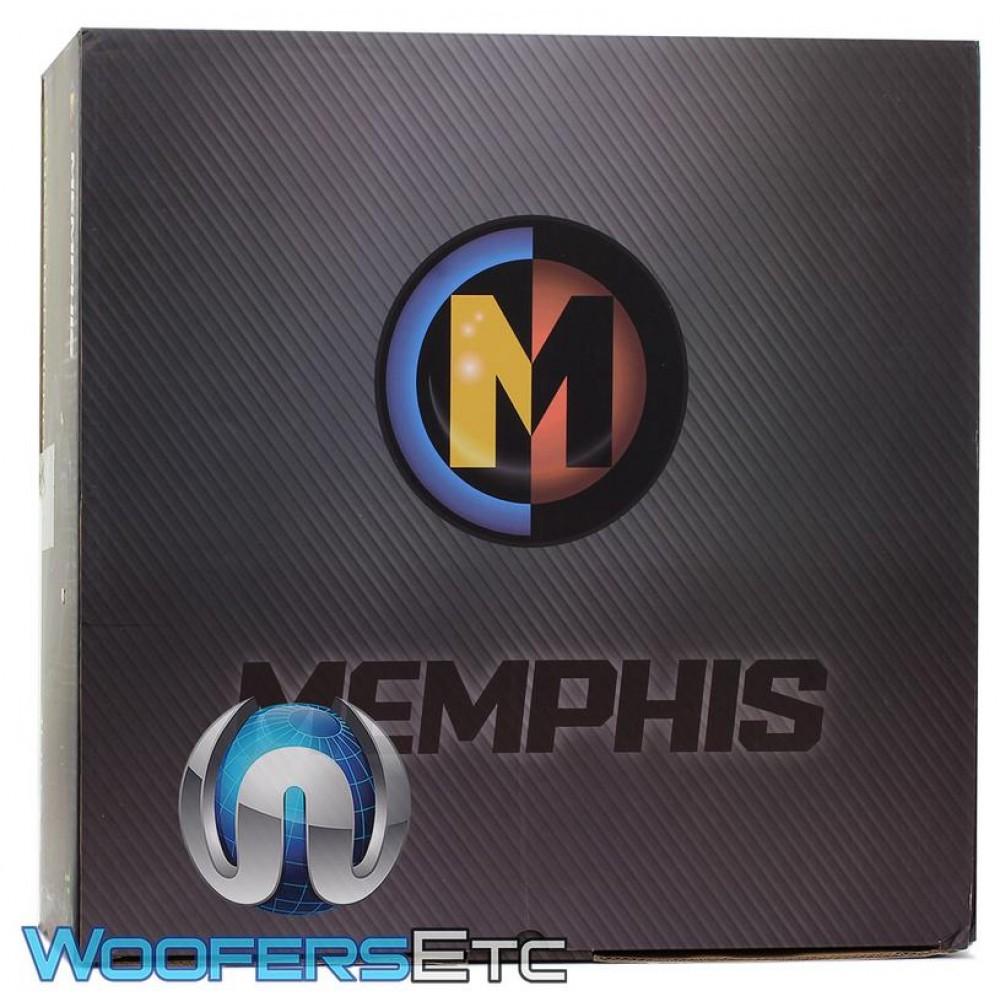 """Memphis Br15d4 15 Sub 800w Car Audio Dual 4 Ohm Subwoofer: Memphis BRX1544 15"""" 400 Watts RMS Dual 4-Ohm Bass"""