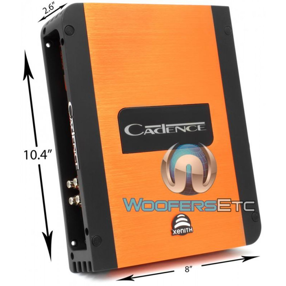 Close. XAH 125.2 - Cadence 2-Channel 500 Watt Amplifier ...