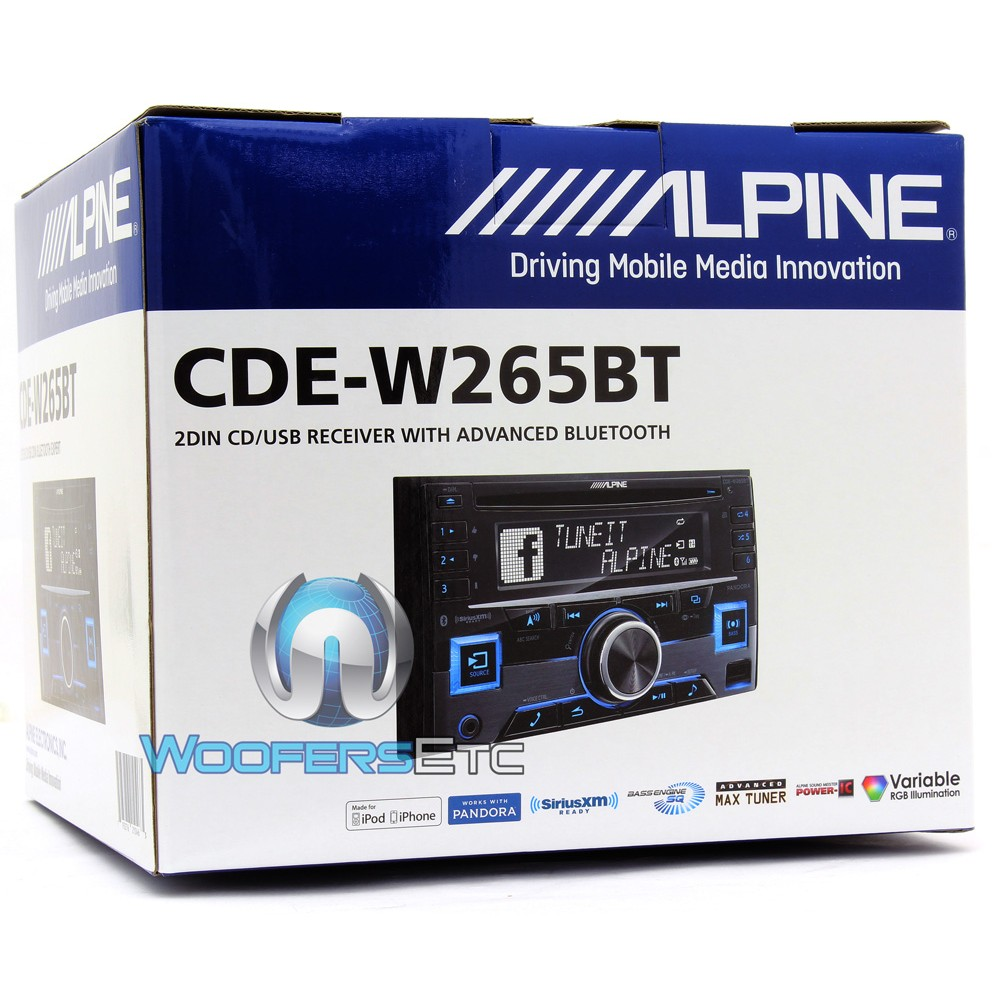All About Alpine Support Cde 9881 Wiring Harness W265bt In Dash 2 Din Cd Mp3 Receiver With