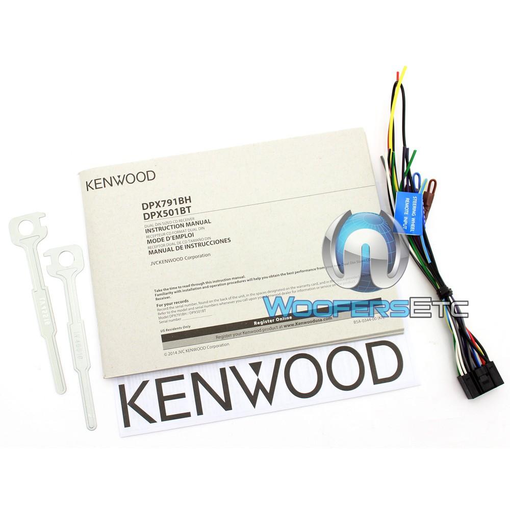 Surprising Kenwood Dpx501Bt Wiring Harness Kenwood Wiring Diagram Kenwood Wiring Cloud Hisonuggs Outletorg