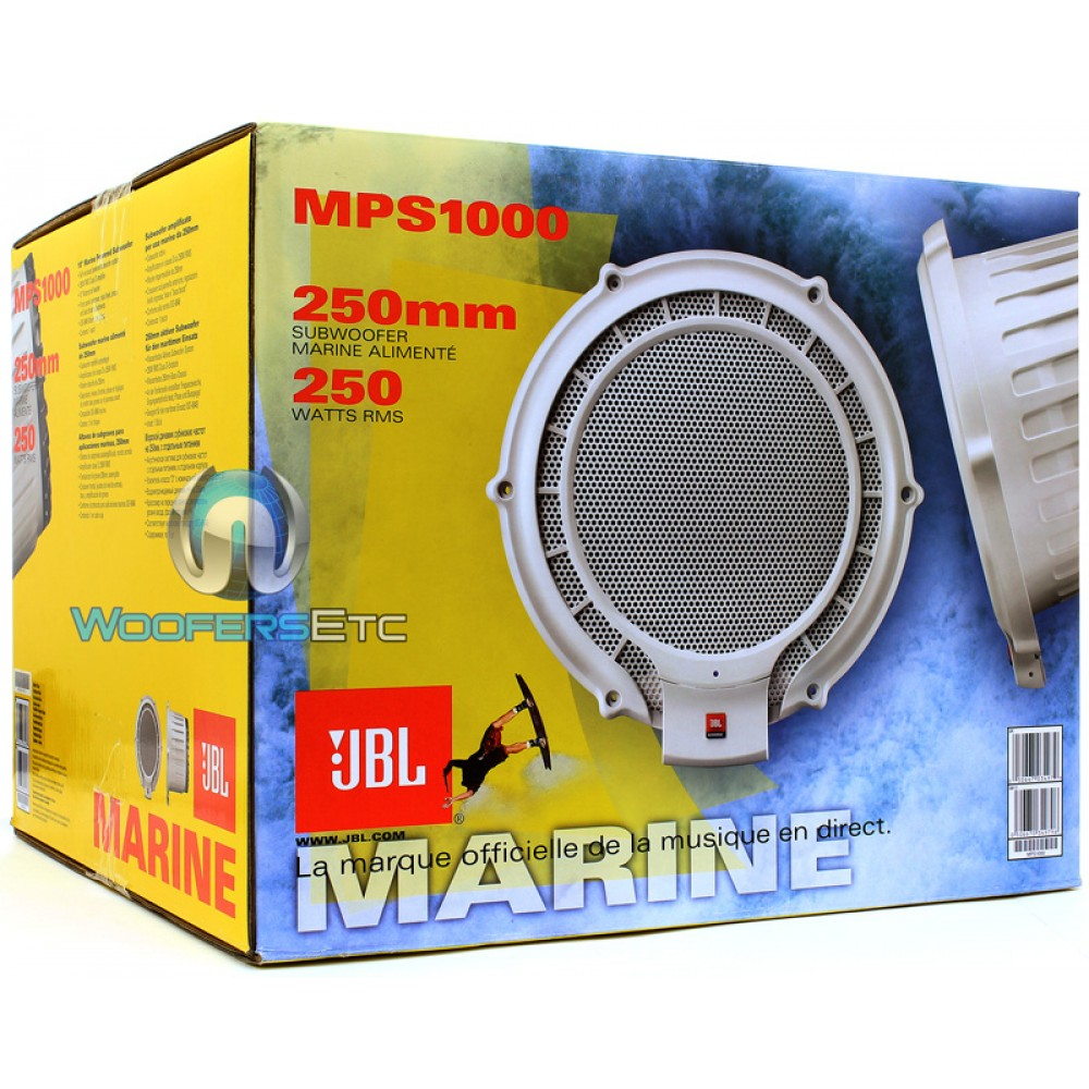 how to build a marine subwoofer enclosure