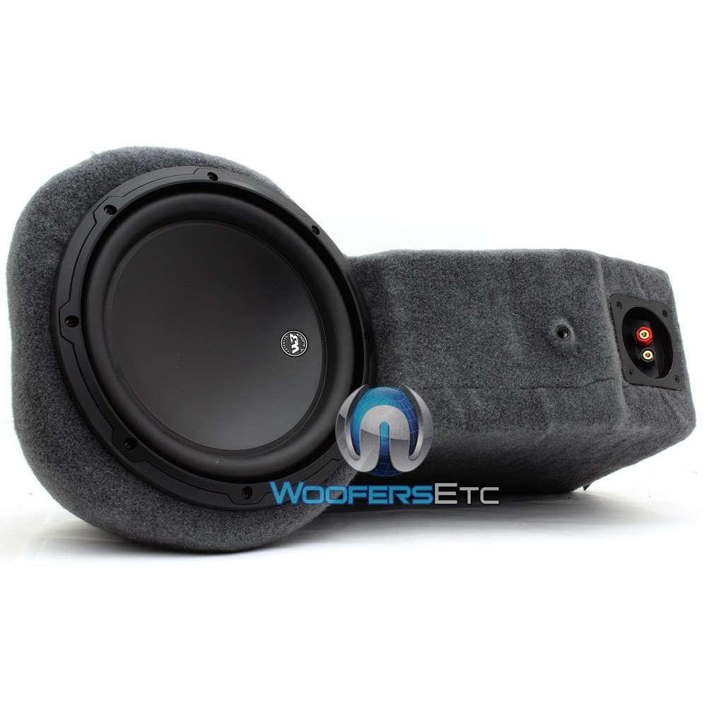 Amazon.com: JL Audio SB-T-TACDC/10W1v3 Stealthbox for 2005 ...