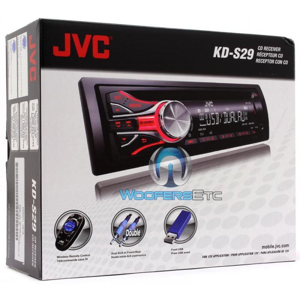 Jvc Kd S29 Manual G220 Wiring Diagram