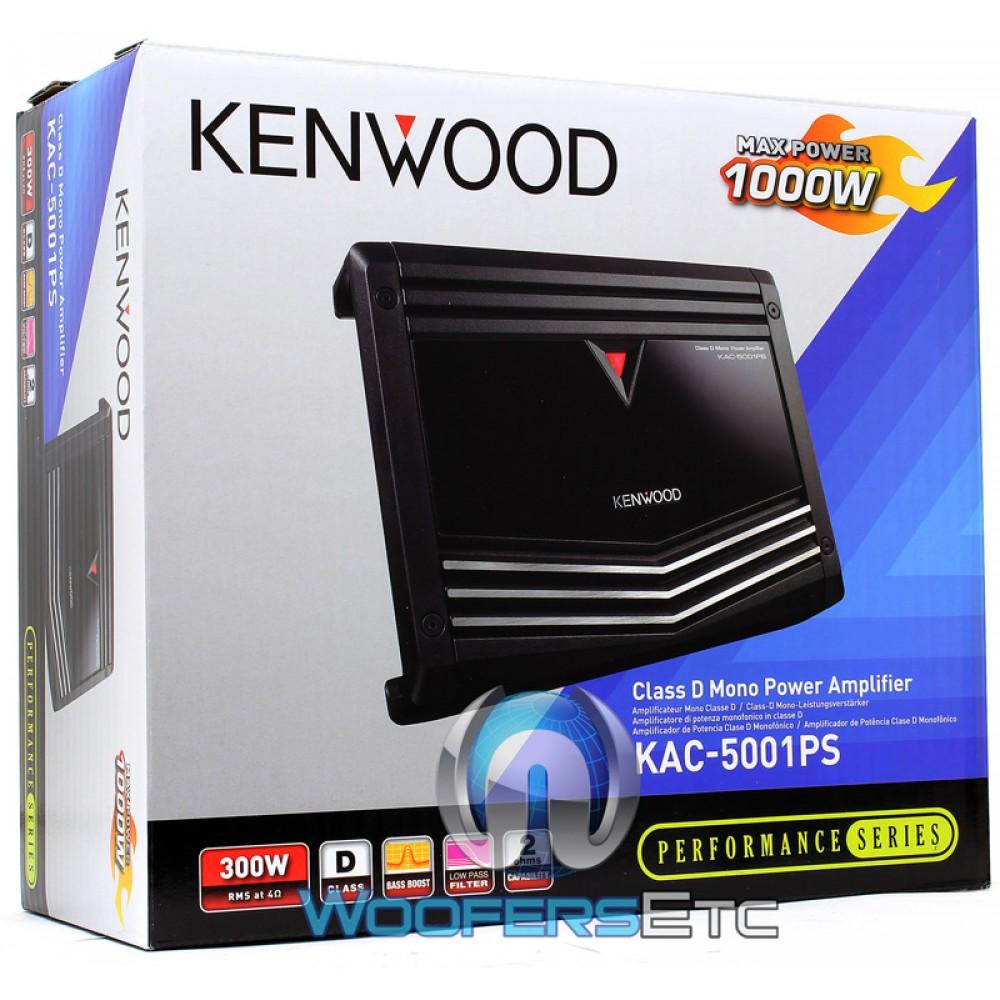 kenwood kdc 248u wiring harness kac-5001ps - kenwood monoblock class d power amplifier