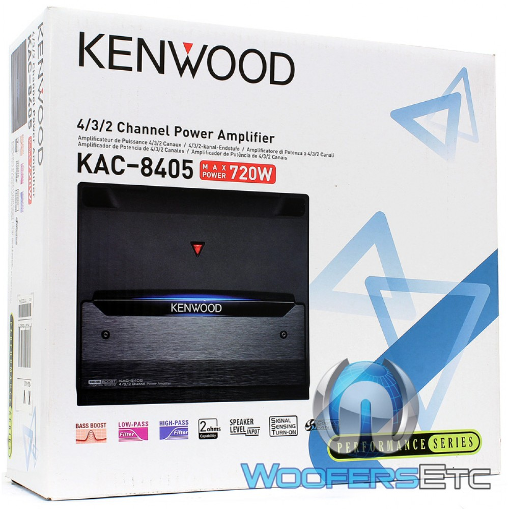 kenwood amp kac 720 diagram kenwood kdc bt555u wiring diagram model kac-8405 - kenwood 4 channel 720 watt performance series ...
