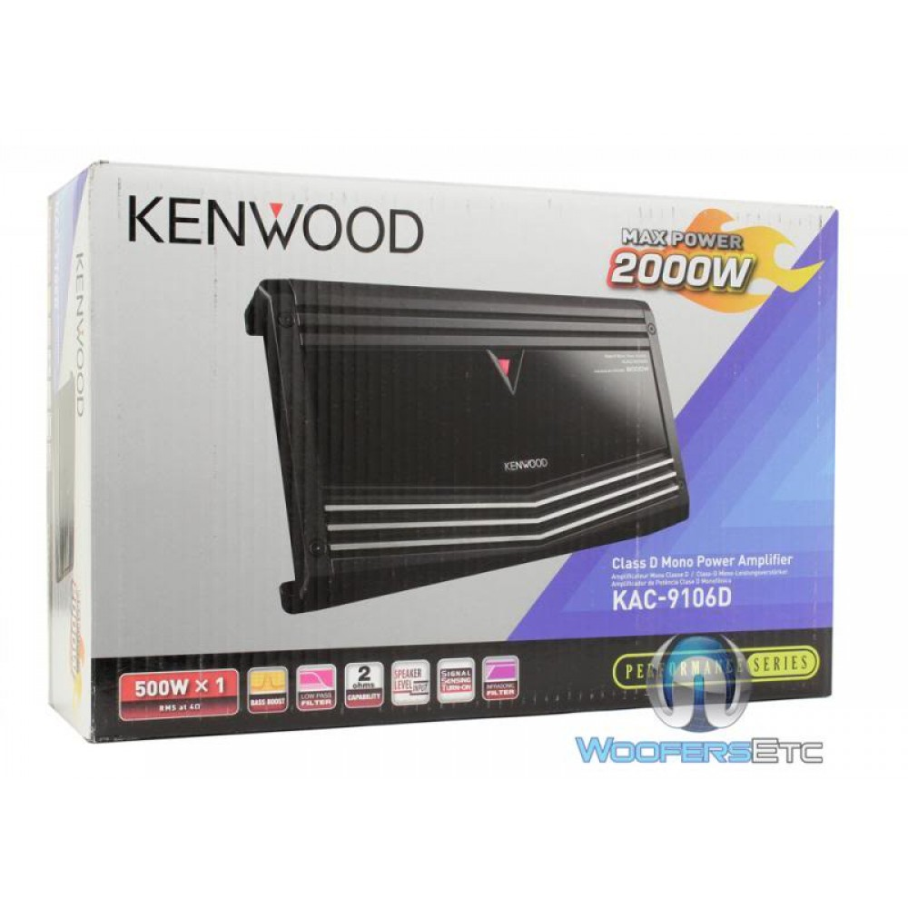 Kenwood Sub Amp Wiring Harness Colors