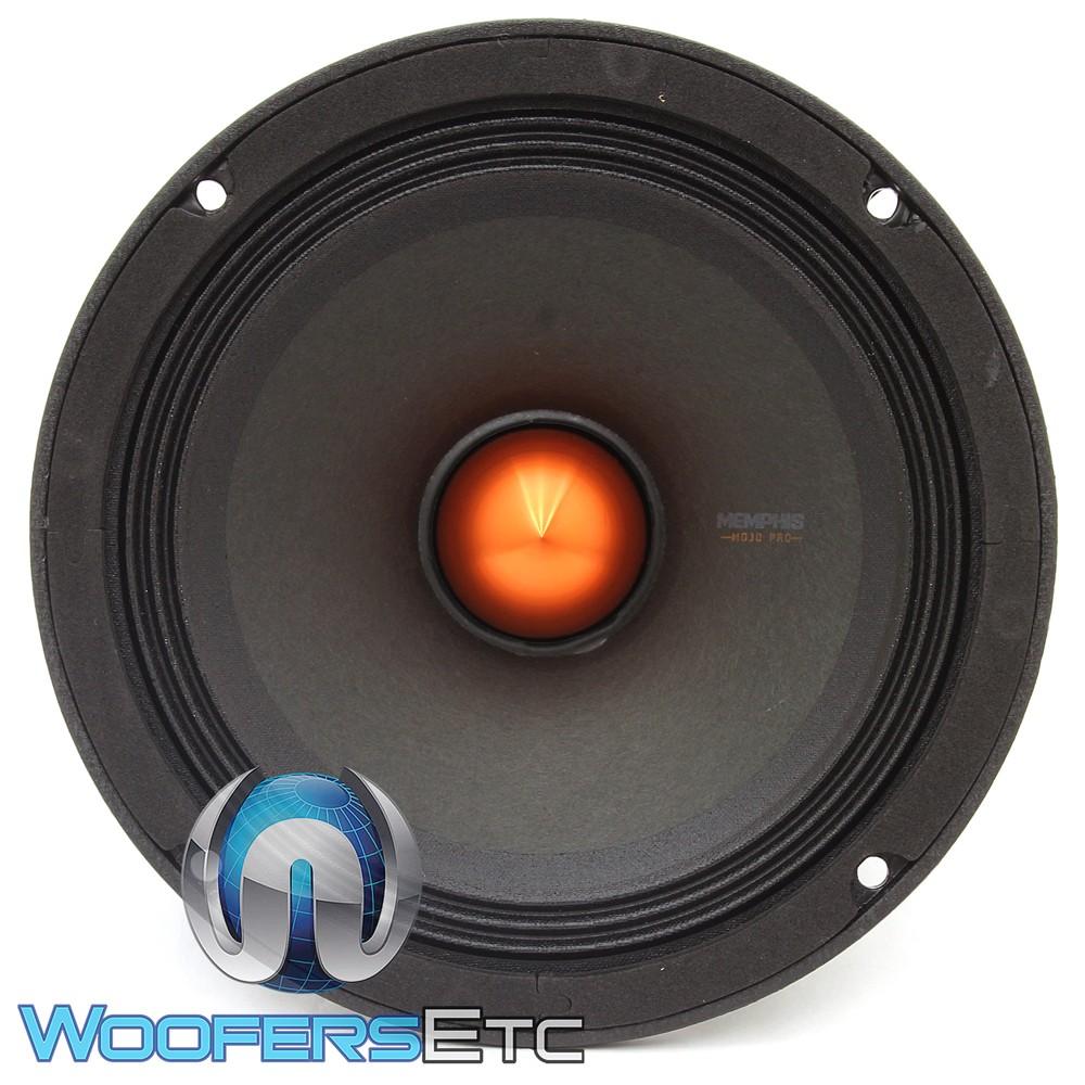Memphis Mjp62 6 5 Quot 125w Rms 2 Ohm Pro Audio Component Speaker
