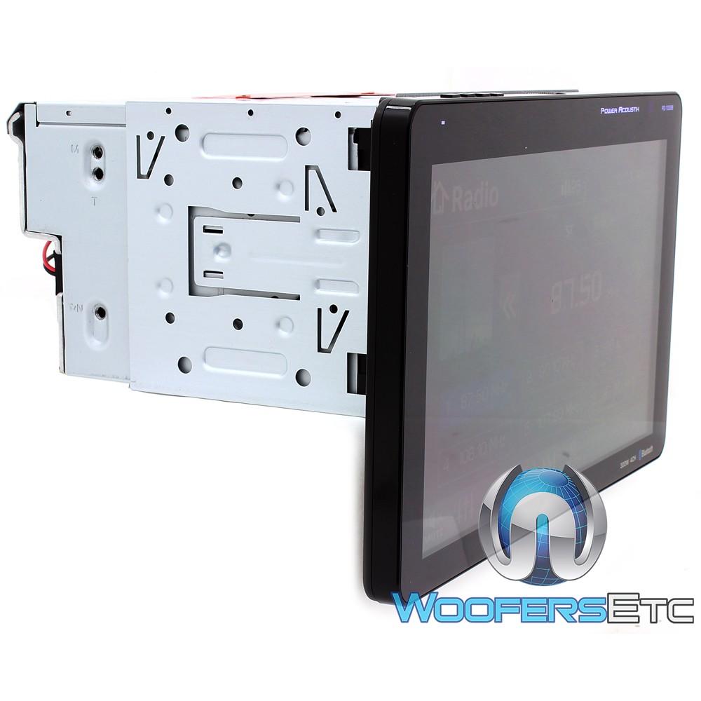 "POWER ACOUSTIK PD-1032B IN-DASH 2-DIN 10.3"" LCD"