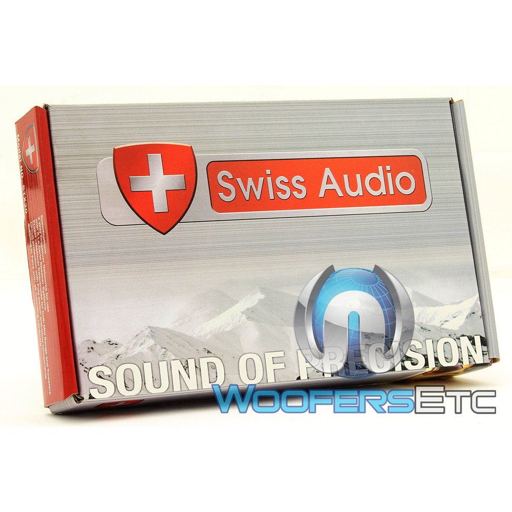 stx20 swiss audio 2 way pro crossovers close stx20 swiss audio