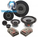 "Focal 165AS3 6.5"" 80W RMS 3-Way Access Series Component Speakers System"