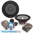 "Focal 165AS 6.5"" 60W RMS 2-Way Access Series Component Speakers System"