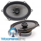 "Focal 570AC 5"" x 7"" / 6"" x 8"" 60W RMS 2-Way Access Series Coaxial Speaker"