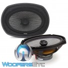 "Focal 690AC 6"" x 9"" 75W RMS 2-Way Access Series Coaxial Speaker"