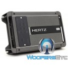 Hertz ML POWER 4 4-Channel 1000W RMS Class D Mille Amplifier