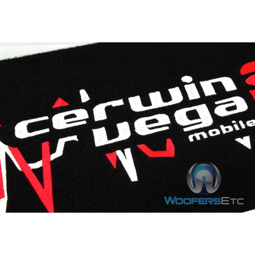 cerwin vega h6e10sv 10 inch 250 watts rms single subwoofer in