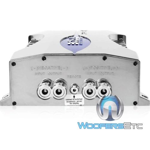 CAP200CR- Boss 20 Farad Car Audio Capacitor/Cap w/ Blue Digital Voltage