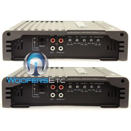 Soundstream AR1 2500D Monoblock 2500 Watts Class D Amplifier