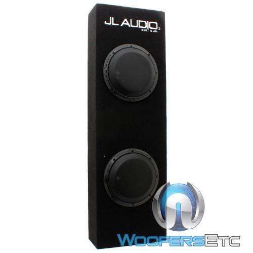 ACP208LG W3V3 JL Audio Dual 8 Loaded 8W3V3 Enclosed