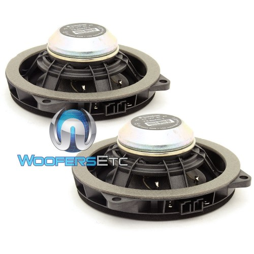 Rockford fosgate t3 bmw1 4 inch 50w rms component speakers system click to view larger image sciox Gallery
