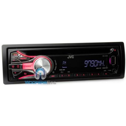 Pioneer USB AUX mp3 1din radio del coche para Renault Twingo 07-12 negro