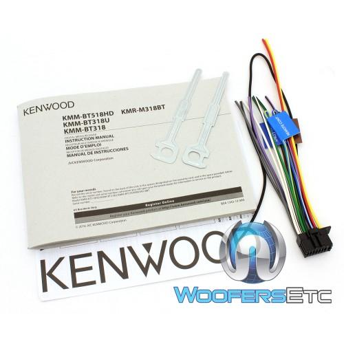 Harness Kenwood Wiring Kmm Bt Hd on