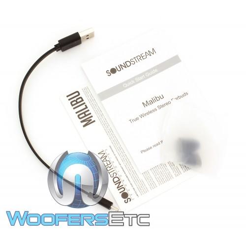 soundstream malibu wireless earbuds manual