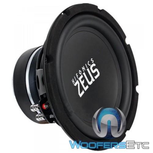 zx12d4 hifonics 12 4 ohm dvc zeus series subwoofer. Black Bedroom Furniture Sets. Home Design Ideas