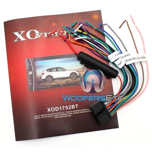 XOD1752BT - XO Vision 6.2